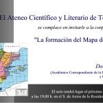 Invitacion Conferencia Mapa Autonómico