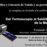 Conferencia Historia de la Meteorologia