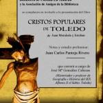 Invitacion Cristos Populares de Toledo