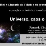 Conferencia Universo